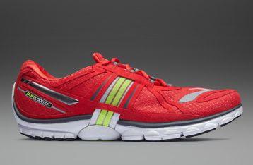 e43e7e67dc5 Brooks PureCadence 2 - Mens Running Shoes - High Risk Red-Nightlife-Silver -Black-White