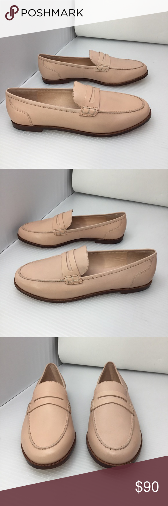 f96d7560739e7 J. Crew Ryan Penny Loafer A new take on the classic prep school-inspired