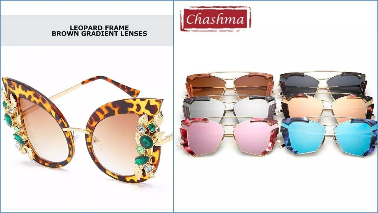 2b2edab10222 designer stylish goggles designs for girls and women