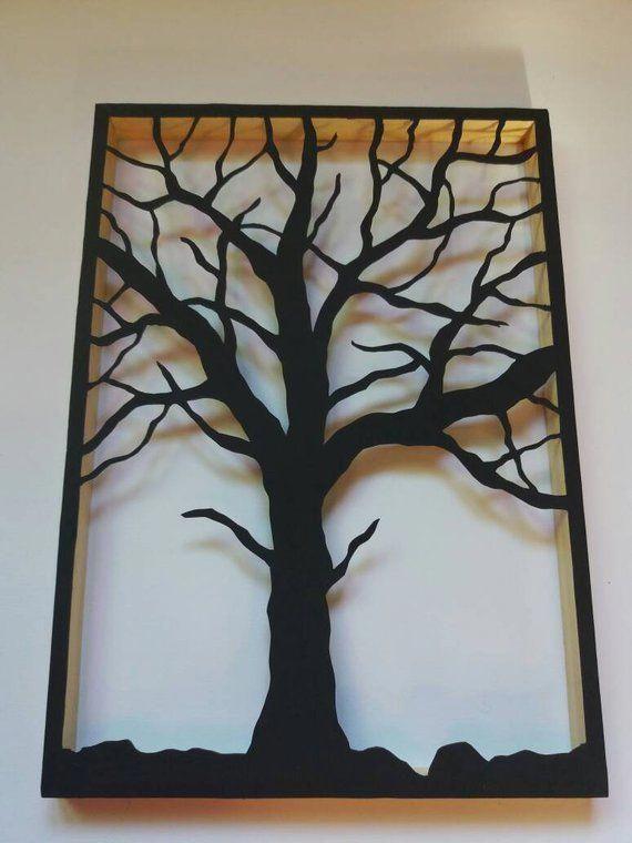 Pin On Metal Tree Wall Art
