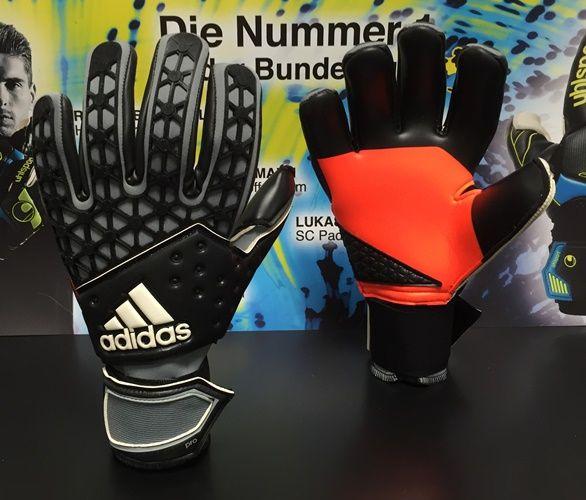 ADIDAS    ADIDAS GOALKEEPER GLOVES 2015 2016    ADIDAS ACE ZONES PRO IKER  CASILLAS (NEGATIVE CUT) - Goalkeepers Online Shop Pro Keepers Line 97e1ff00cc44