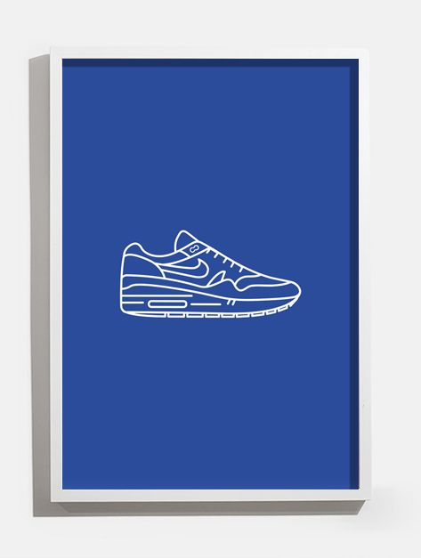 Image 1 Of Nike Air Max 1 Image By Sy Illustrations ChaussuresGerard 26249e