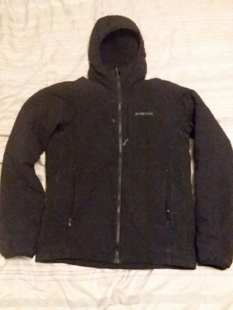 patagonia nano air insulated hooded jacket men s sz on men s insulated coveralls cheap id=49640