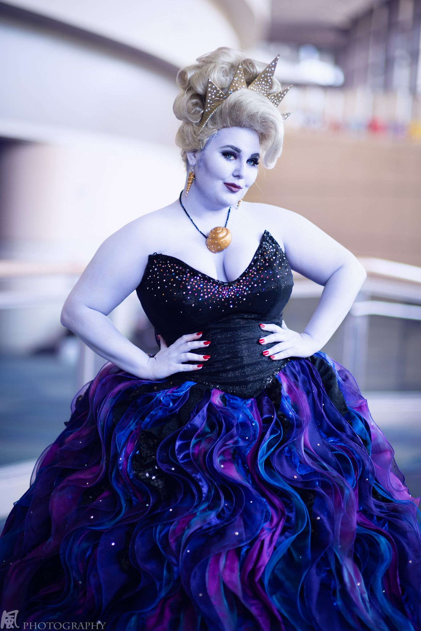 Ursula | Disney villain costumes, Ursula costume diy ...