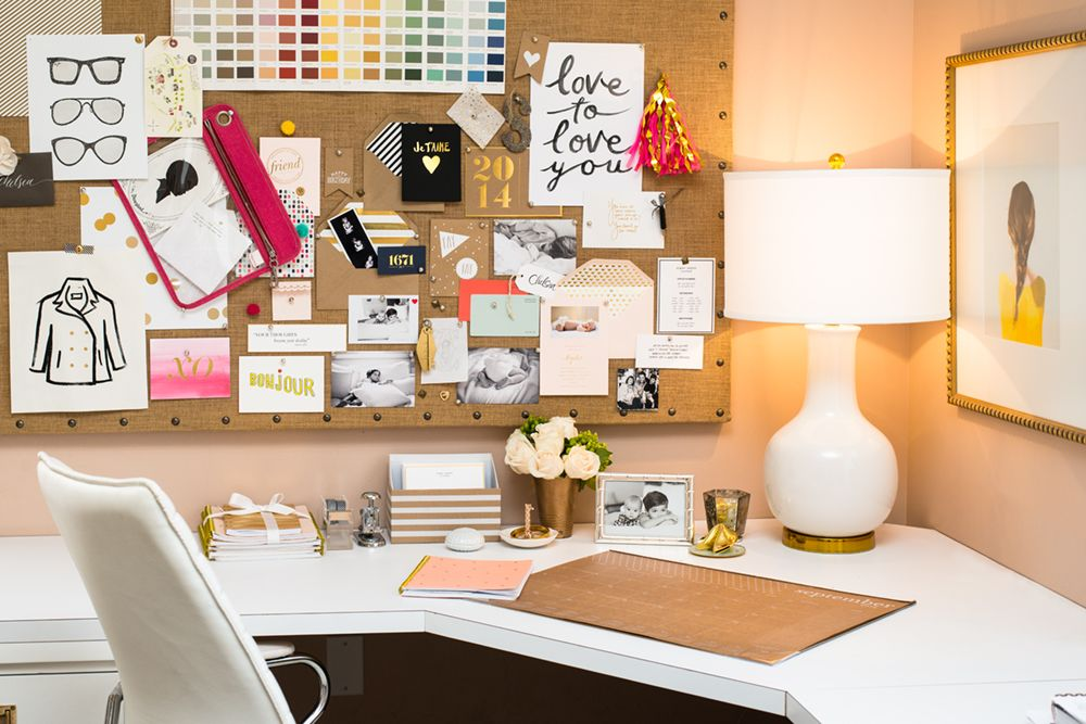 Sugar Paper Debuts Chic Desk Accessories Hollywood Reporter