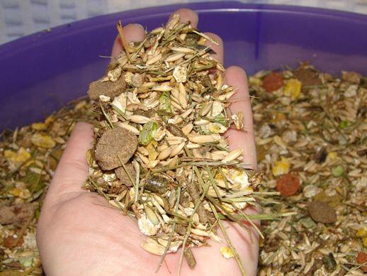 Mice food mix
