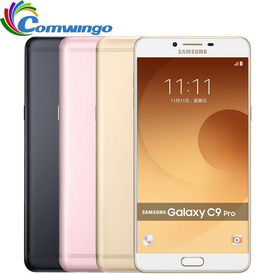 Encontre Mais Telefones Celulares Informações Sobre 2016 Original Samsung Galaxy C9 Pro C9000 4g Lte Telefone Móvel And Telefone Móvel Samsung Galaxy Celulares