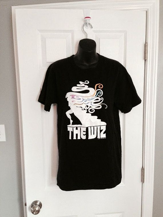 Vintage The Wiz t-shirt broadway musical by thriftyoutfitters