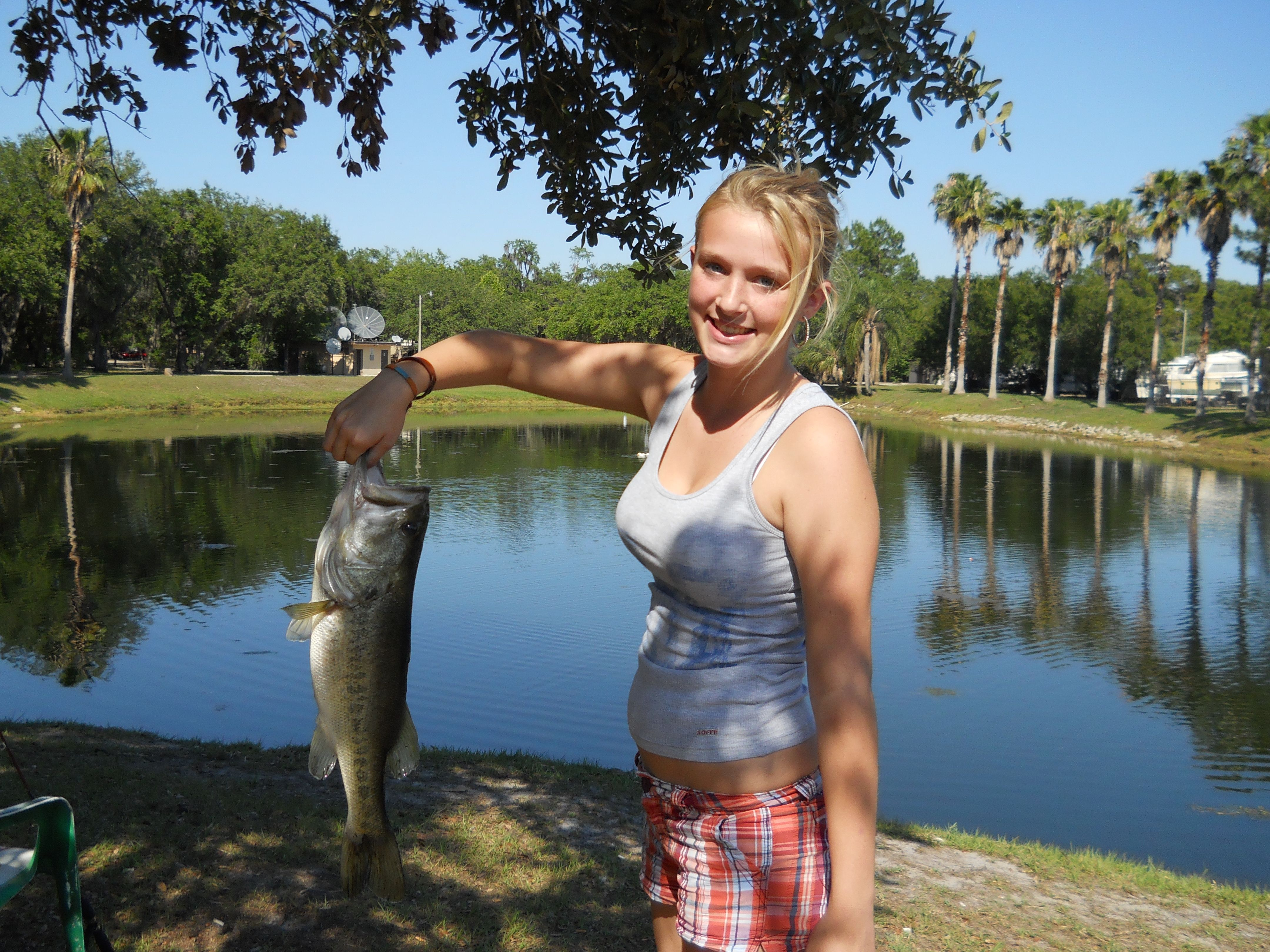 World class fishing in central florida 39 s east lake toho for Florida lake fish