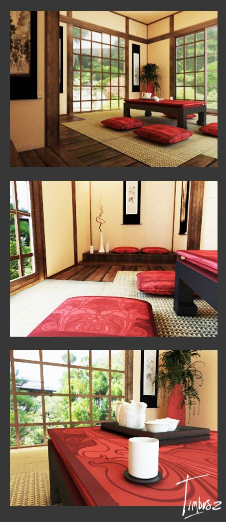 Traditional places i 39 ve been to japanese living room - Japanese living room furniture ...