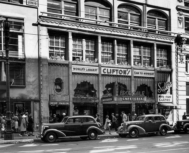 vintage los angeles | era | la confidential | Clifton