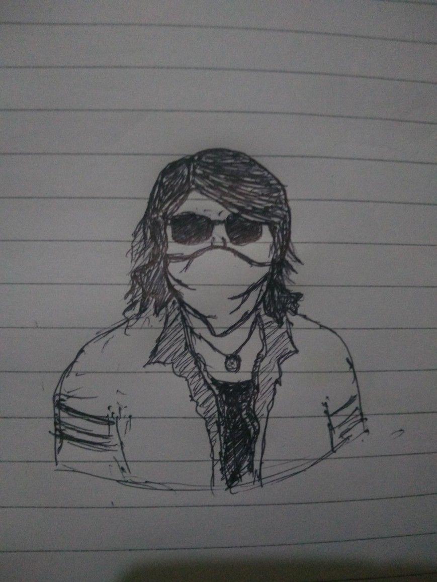 Kgf Yash Youtube Art Drawings Pencil Drawings