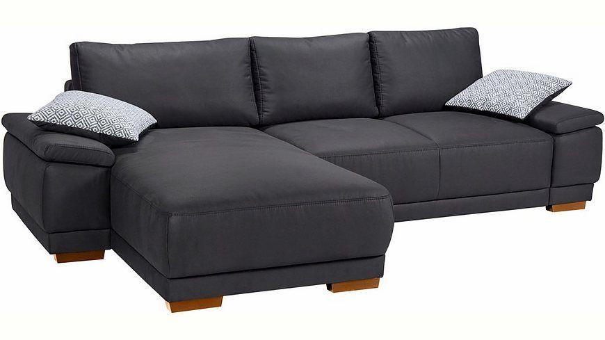 Quelle Sofa home affaire polsterecke wahlweise mit bettfunktion