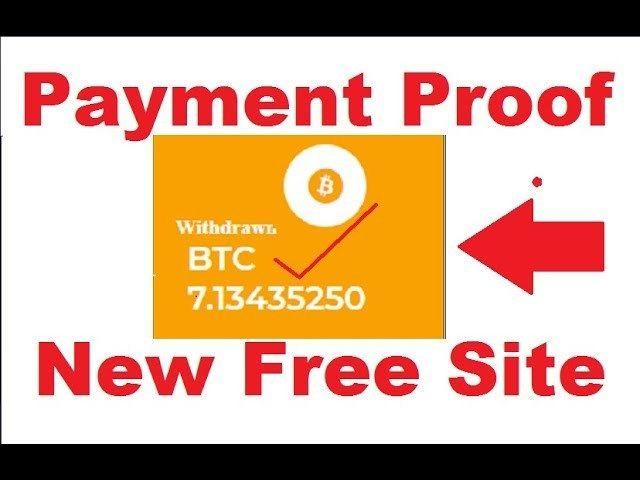 New Free Bitcoin Cloud Mining Site 2019 | Top 2 Free Bitcoin Mining Sites 2019 | Live Payment Proof - Bitcoin & Crypto Trading News