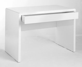 Luxor White Computer Desk 99 White Desk Office High Gloss White Office Desk White Computer Desk