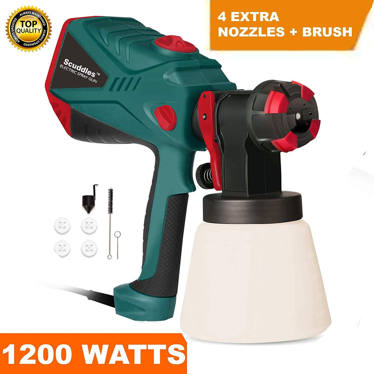 The 8 Best Paint Sprayers To Buy In 2019 Buyers Guide Paint Sprayer Paint Sprayer Reviews Best Paint Sprayer