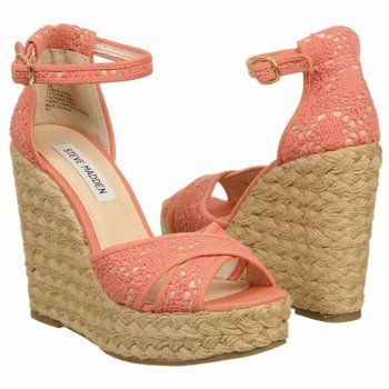 506964f3a99 Women's Steve Madden Marrvil Coral Shoes.com | My Style | Coral ...