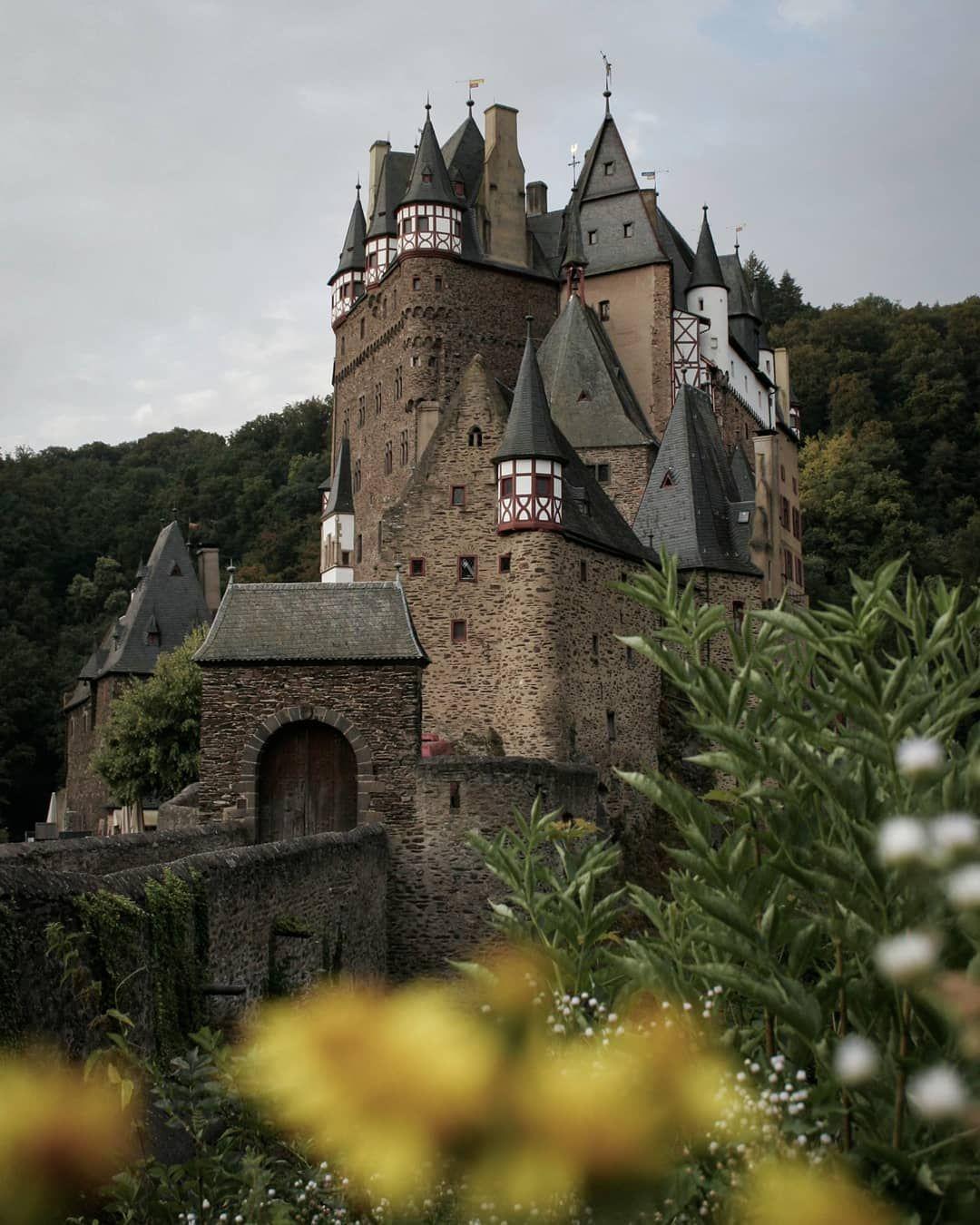 Burg Eltz Castle Instagram House Styles