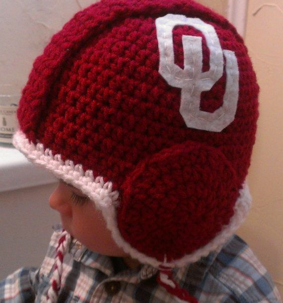 Crochet Football Helmet Beanie Pattern Queens University Belfast