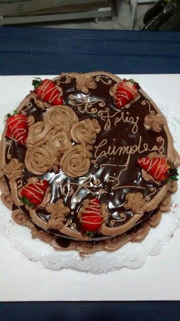 Deliciosa torta de chocolate ummmmm