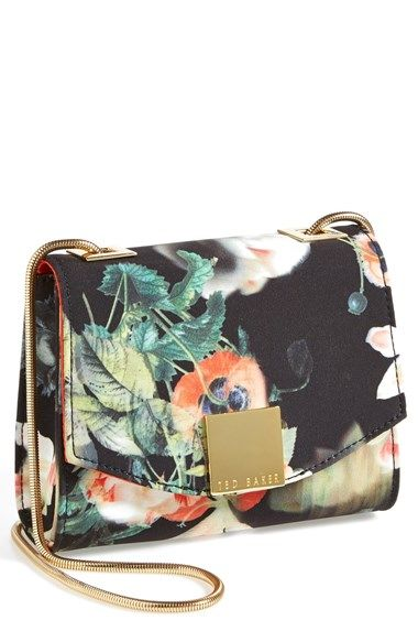 ted baker london  u0026 39 opulent bloom u0026 39  crossbody bag available at  nordstrom