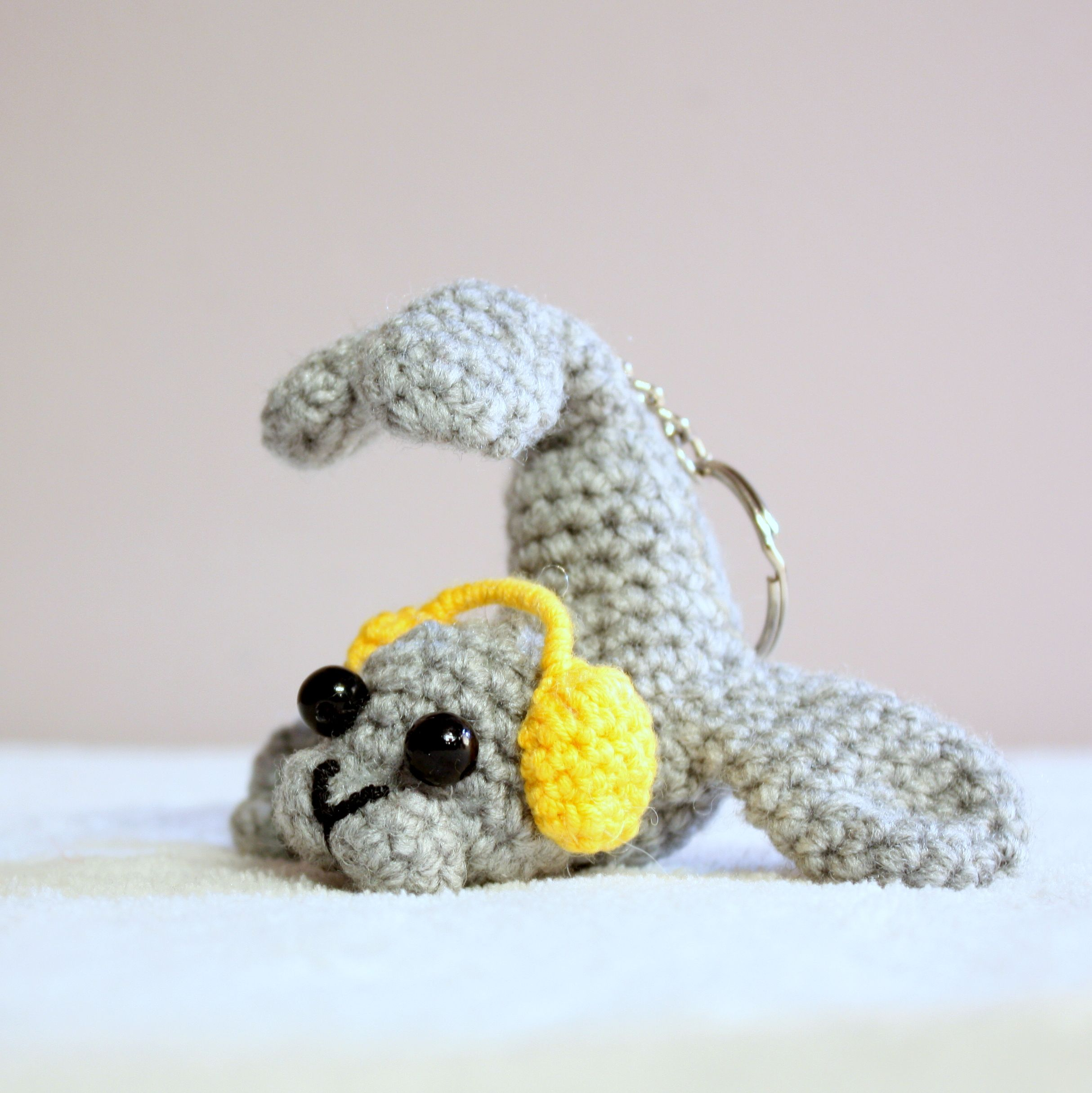 Amigurumi foka #amigurumis #amigurumi #crochet #seal #little ...
