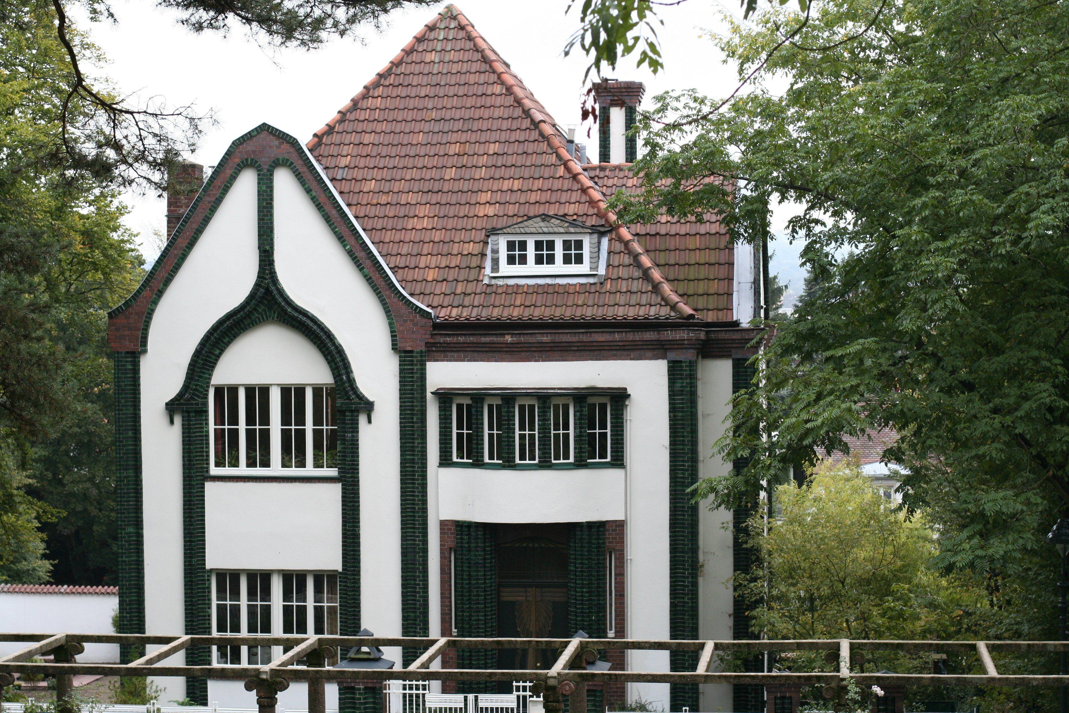 Wundervoll Innenarchitektur Darmstadt Sammlung Von Dom Petera Behrensa Peter Behrens 1901