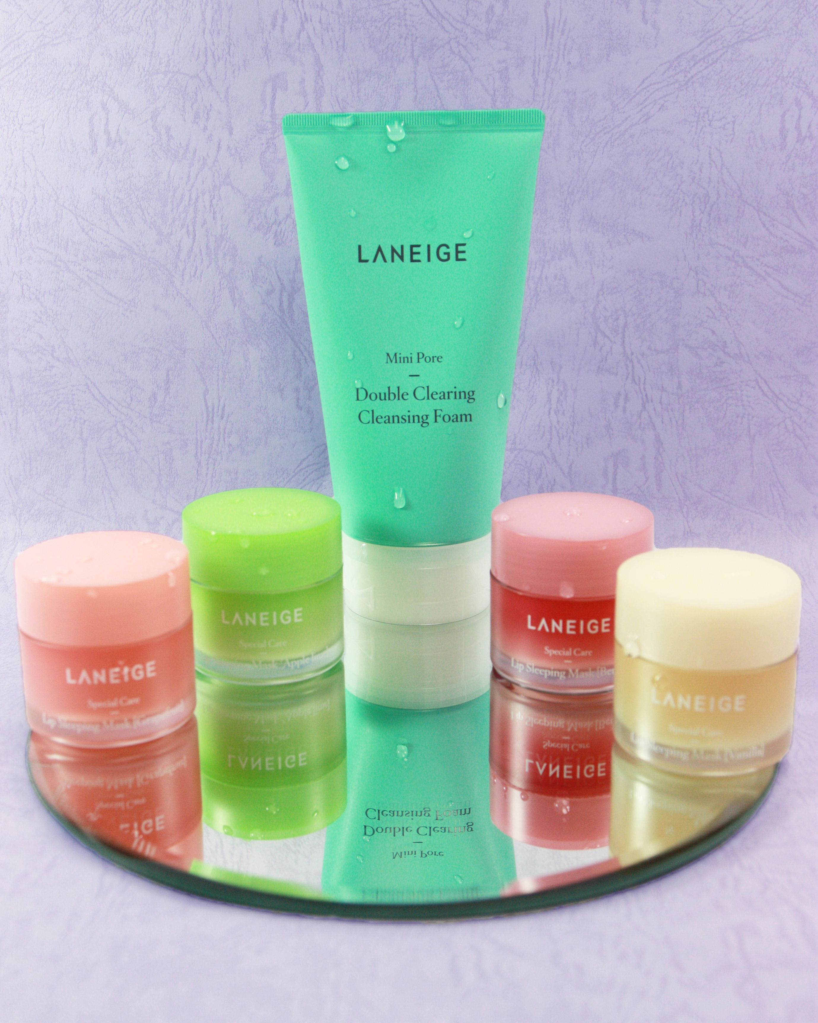 Laneige 라네즈 • Founded in 1994. Laneige is a Korean beauty