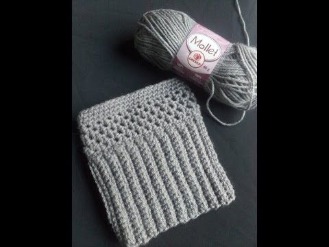 67) Boot Cuffs Alongado ponto tecido / Crochet boot cuffs woven ...