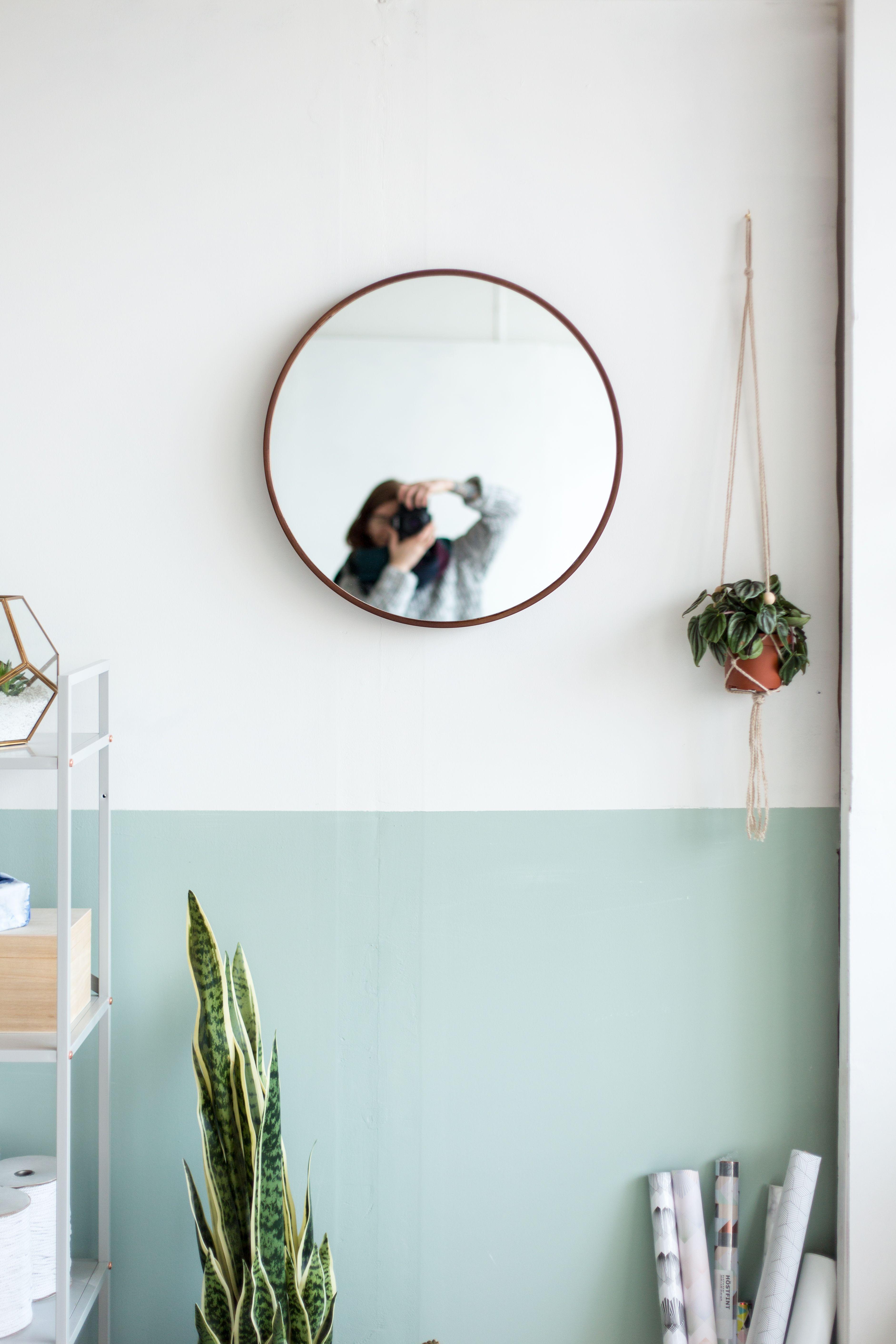 Studio Renovation | Room wall colors, Half painted walls ...