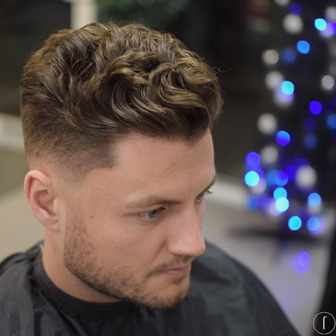 21 cool men's haircuts for wavy hair (2018 update) | hair