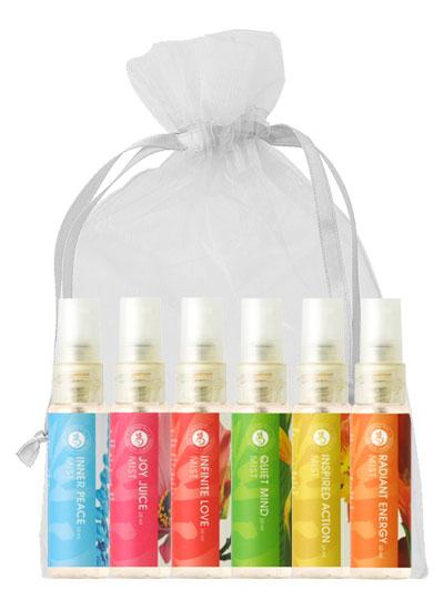 Lotus Wei Mini Mist Kit Organic cosmetics, Organic