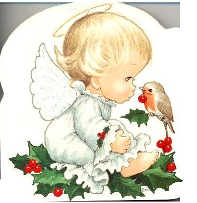 cute christmas baby angel with bird clipart mooreheads pinterest rh pinterest ie Angel Choir at Christmas christmas angel clip art free printable