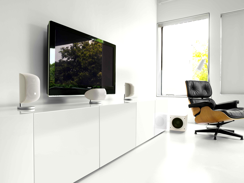 Sprzęt audio do domu – aranżacje wnętrz | Salon / Living room ...