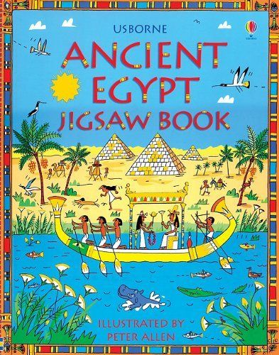Ancient Egypt Jigsaw Book Jigsaw Books By Struan Reid Http Www Amazon Com Dp 0794512364 Ref Cm Sw R Pi Dp Yzd4rb0ne2d7c Ancient Egypt Egypt Ancient