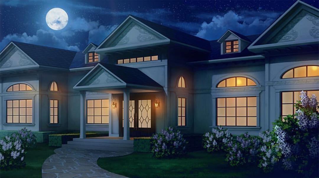 【EXT. FANCY HOUSE - NIGHT】#episodechooseyourstory # ...
