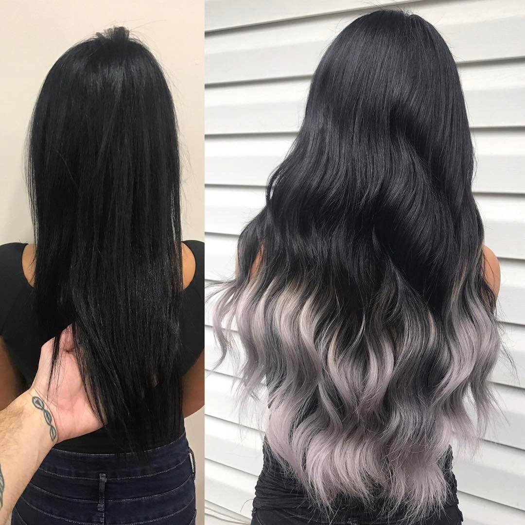 Before And After Clip In Human Hair Extensions Clip In Human Hair