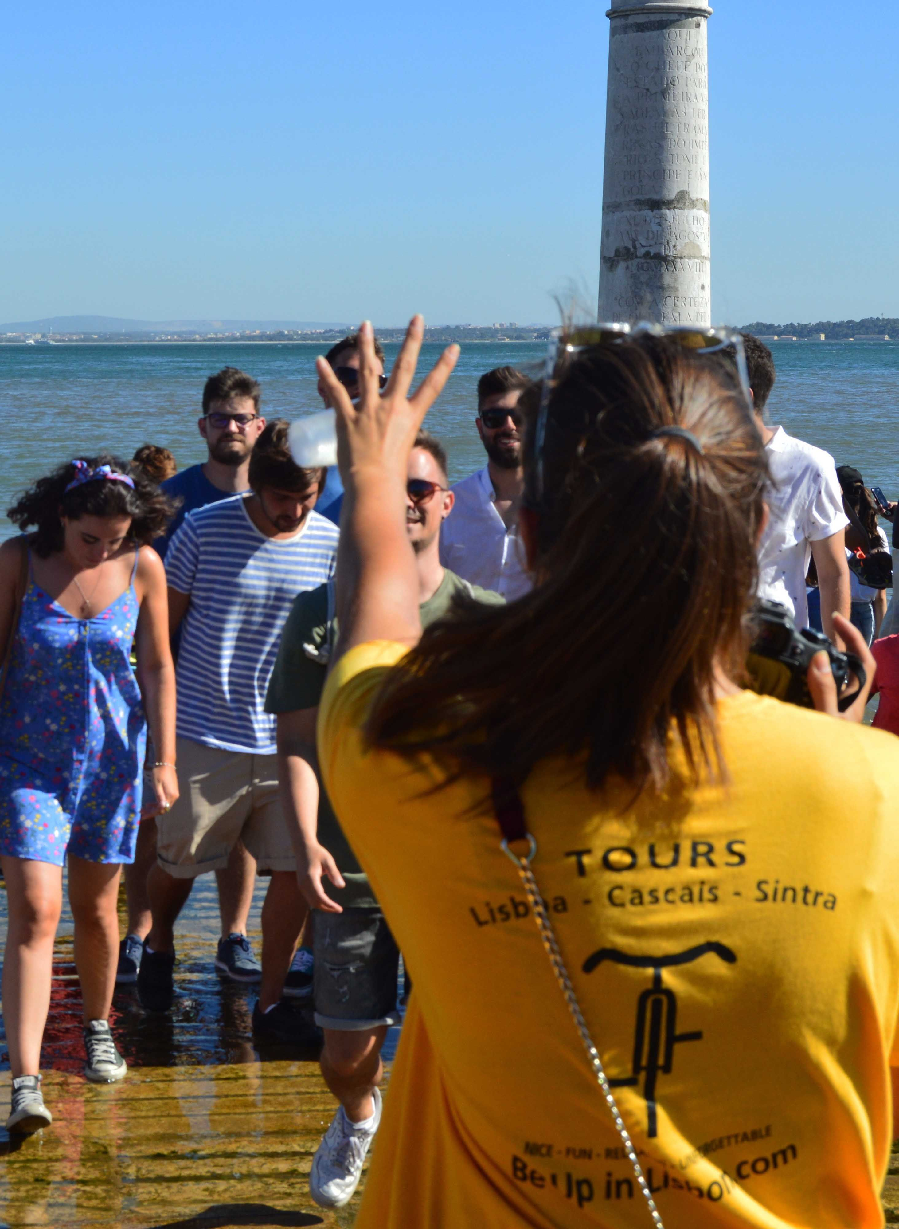 """More than a tour, a fun time. Come with us in """"Welcome to Lisbon Bike Tour """""""