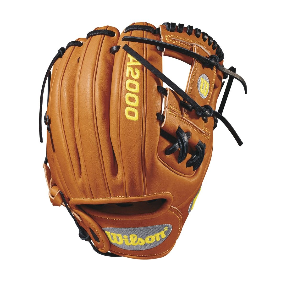 The 2018 A2000 Dp15 Is A New Model In Wilson 39 S Pedroia Fit Line Up Which Are Built With The Patented Pedroia Baseball Glove Golf Equipment Espn Baseball