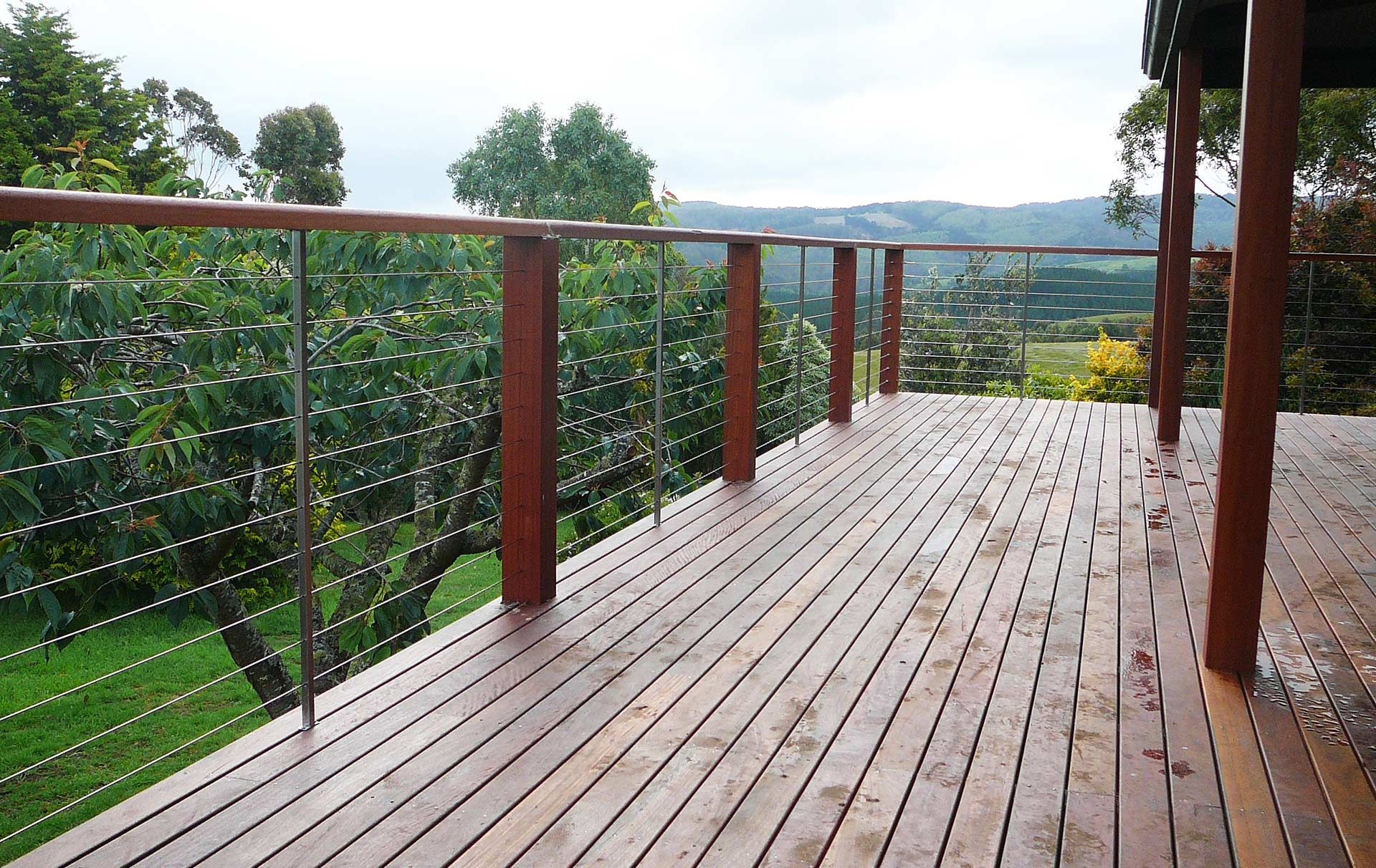 Stainless Wire Balustrade Google Search 栏杆 Wire