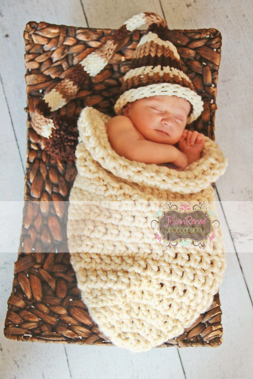 Newborn Cocoon CROCHETING PATTERN, Newborn Photography Prop, Sell ...