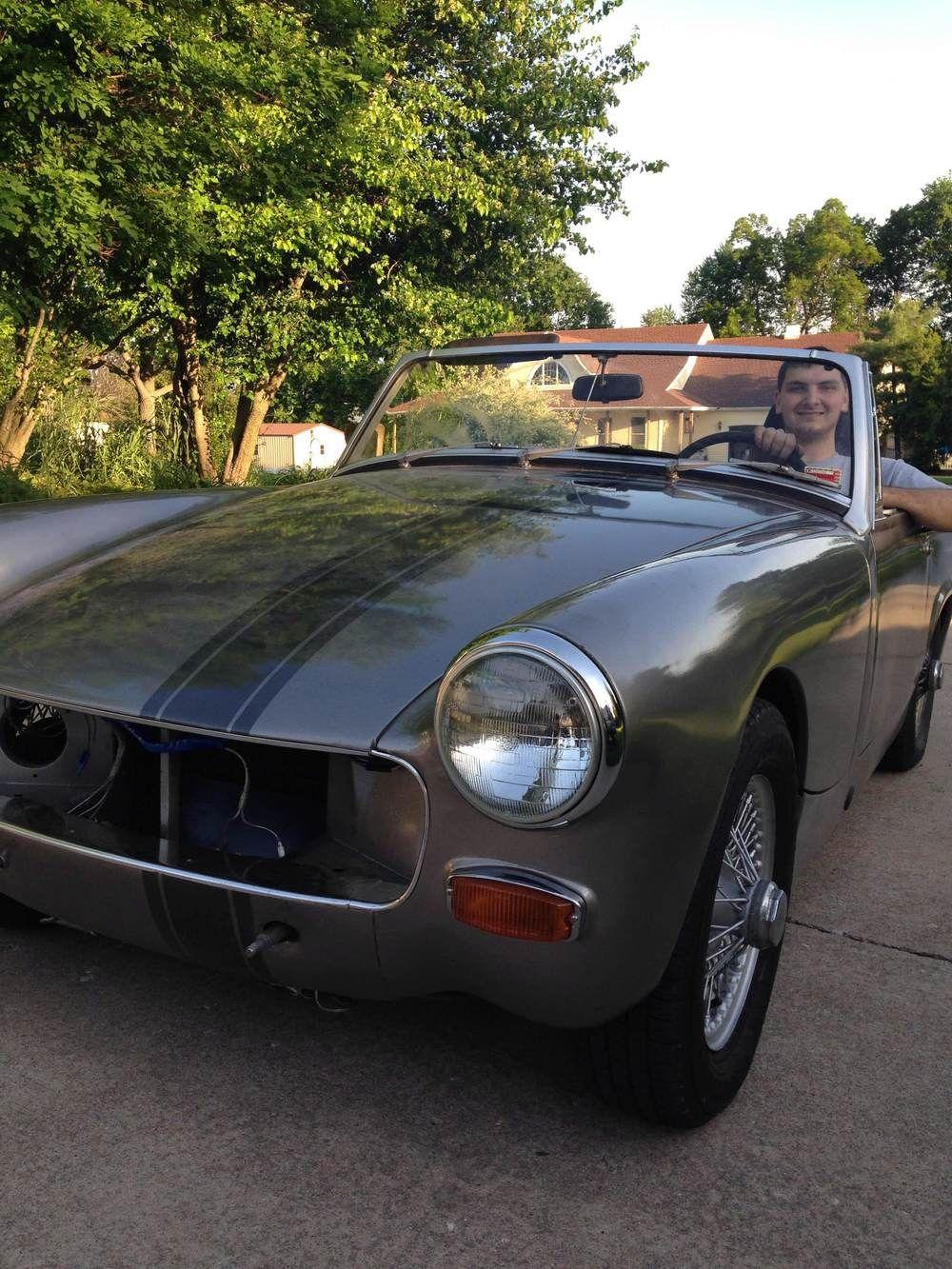 Tyler sprague his 71 midget sports cars cars and austin 1971 mg midget victoria british ltd httpbritishsportscarlife sciox Gallery