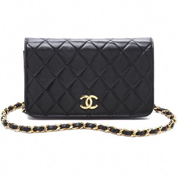 d198ba0138dcf3 WGACA Vintage Vintage Chanel Mini Full Flap Bag $3500 #WomensShoulderbags