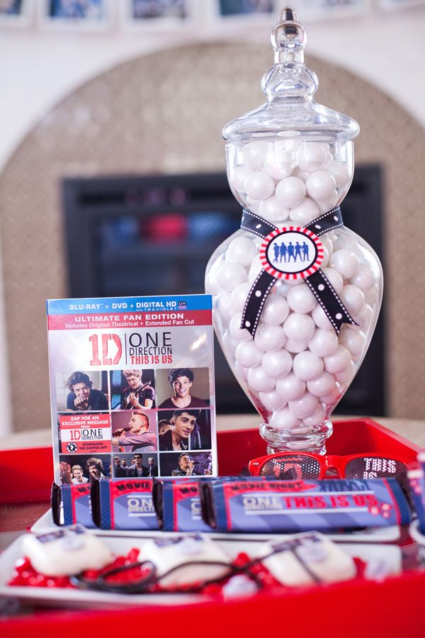 Trendy One Direction Movie Viewing Party Hostess With The Mostess This Is Us Movie Viewing Party This Is Us