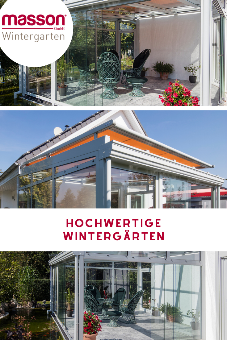 Wohnwintergarten Modern Individuell In 2020 Mit Bildern