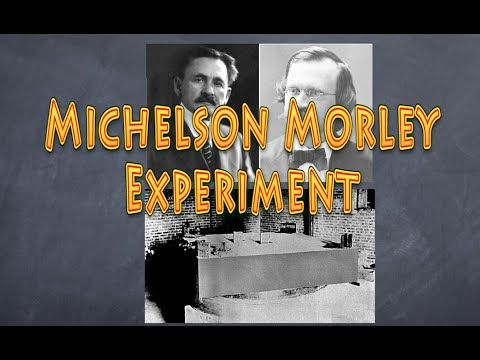 23cf54fb11c michelson morley experiment explained - YouTube