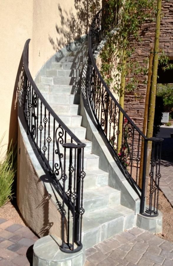 Best 15 Natural And Beautiful Outdoor Staircases Rilane With 400 x 300