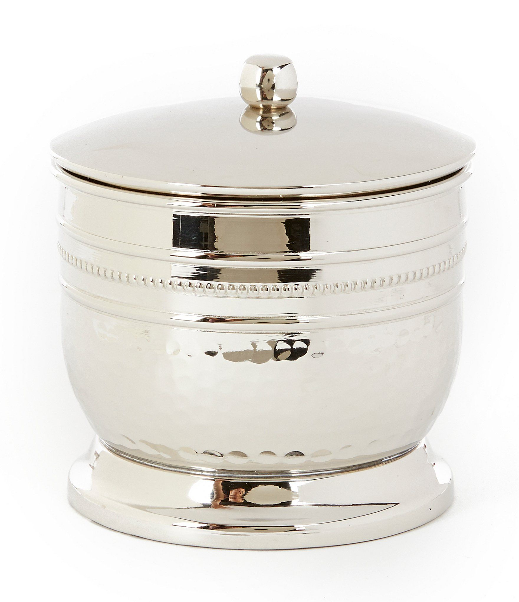 Southern Living Nickel-Plated Jar | Southern living, Southern and Jar