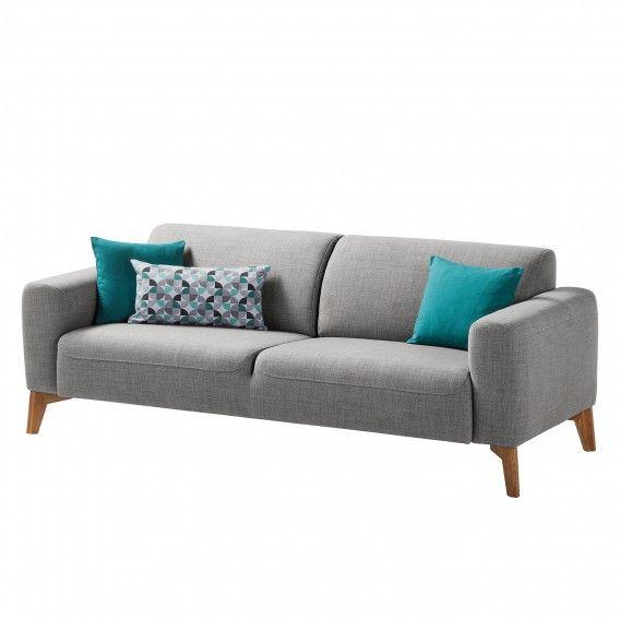 Sofa Bora Ii 3 Sitzer Webstoff Sofas Sofa Moderne Couch