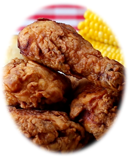 Bentos Culinárias: Frango frito ao redor do mundo - Frango frito com ...